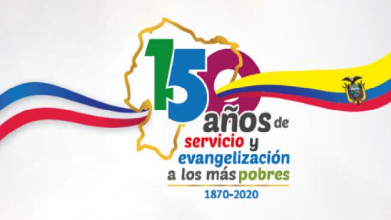 150 años de servicio y evangelización a los más pobres
