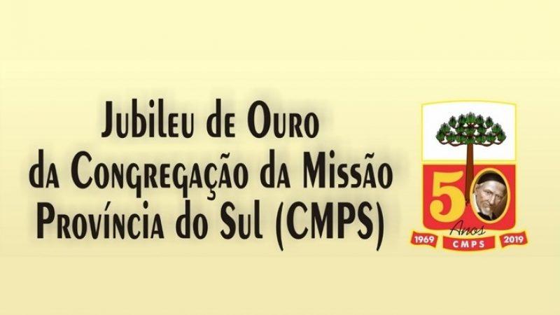 CMPS convida para comemorações do Jubileu de Ouro